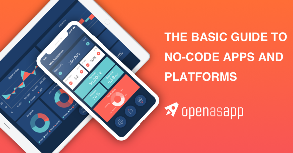 The Basic Guide to No-Code Apps And Platforms