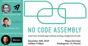 No-Code Assembly