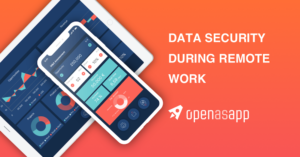 Remote Work Data Security