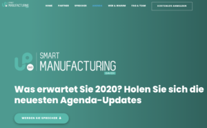 Smart Manufacturing 2020